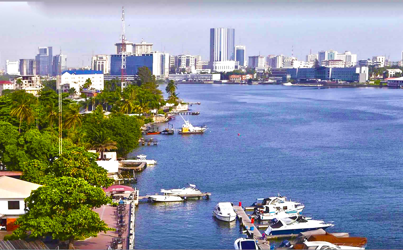 Modern Lagos