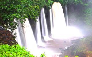 Agbokim Waterfall, Cross River State