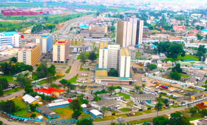 Overview of Port Harcourt city