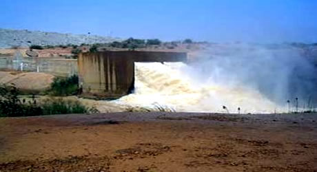 Challawa Gorge Dam, Kano State