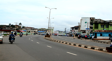 Ibadan is one of the busiest commercial cities in Nigeria