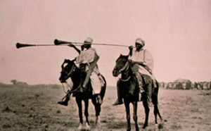 Kanem horsemen