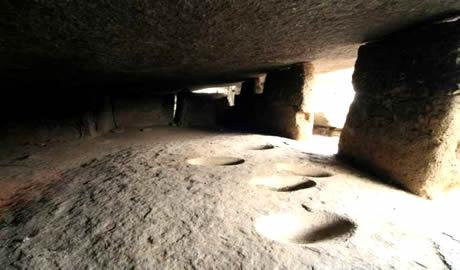 Olumo Rock Cave