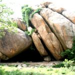 Granite rocks at Old Oyo National Park