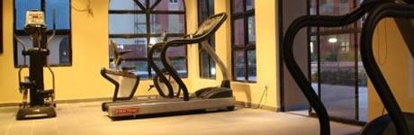 Hawthorn Suites Abuja fitness centre