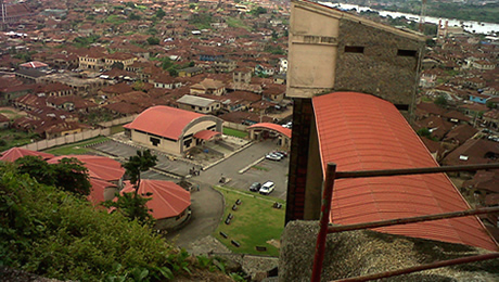 The enchanting view of Olumo Rock