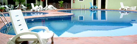 EEMJM Hotel and Suites swimming pool