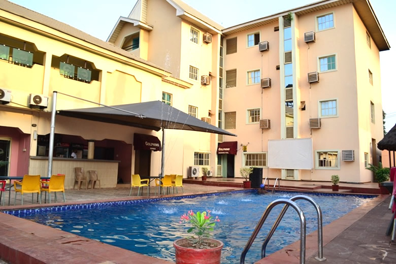 Golphin hotels and suites hotels in awka anambra state for Best hotels by state