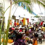 Adeniran Ogunsanya Shopping Mall, Surulere