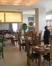 Lagos Oriental Hotel Mayumi Restaurant