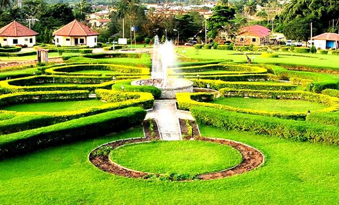 Zenababs Half Moon Resort Garden, Ilesa, Osun State