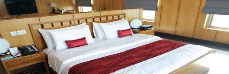 Lagos Oriental Hotel room