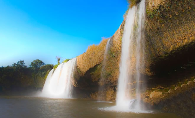 Matsigira Waterfalls, Madakiya, Kaduna State