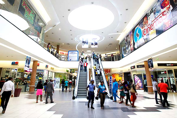 Ikeja City Mall, Alausa, Lagos