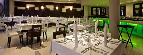 Wheatbaker Hotel restaurant