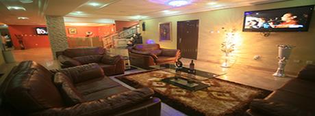 Prestige Hotel & Suites reception