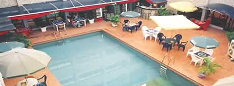 Royal Marble Hotel swimming pool