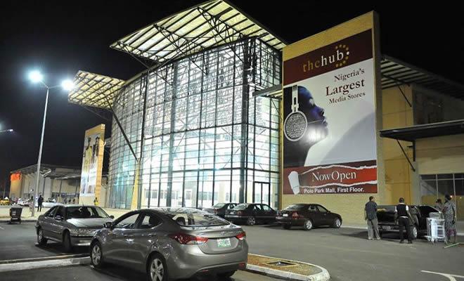Enugu polo park shopping mall