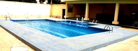 Constantial Hotel pool