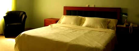 Constantial Hotel room