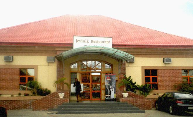 Jevinik Restaurant, Abuja