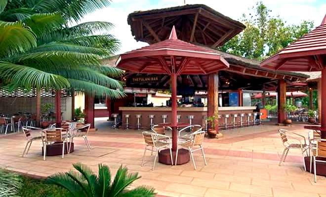 Transcorp Hilton Abuja Fulani Pool Bar & Restaurant