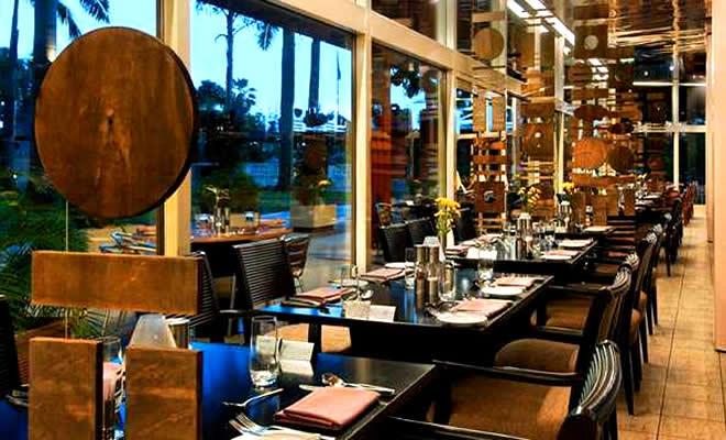 Transcorp Hilton Bukka Restaurant, Abuja