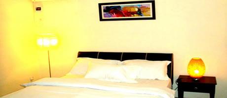 Nashville Furnished Apartment room