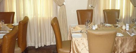 Newcastle Hotel restaurant