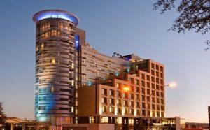 Hilton Windhoek Hotel, Namibia