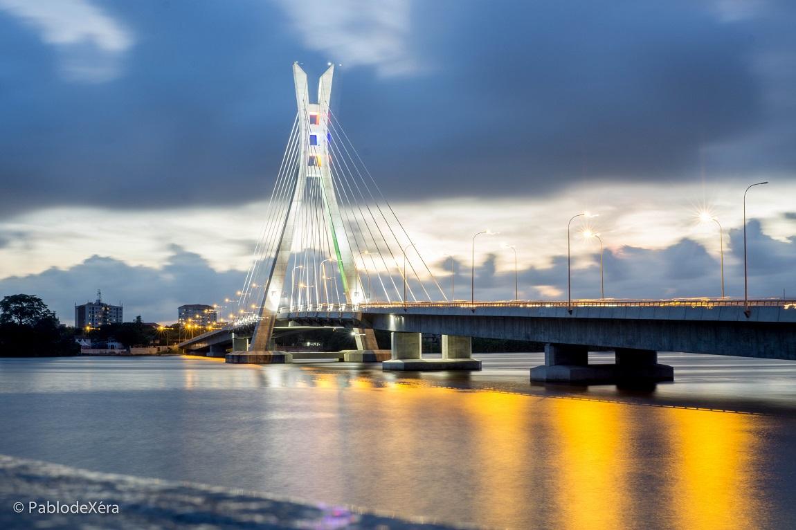 Lagos Lekki-Ikoyi bridge