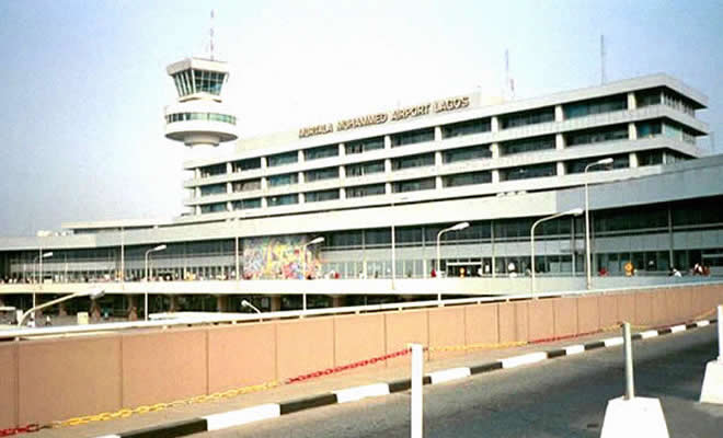 Murtala Muhammed International Airport, Ikeja, Lagos