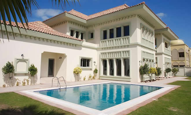 Dubai villa apartmets