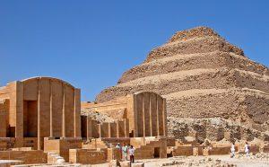 Cairo's Pyramid Complex