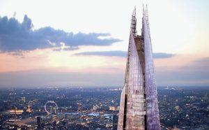 London tallest buildings