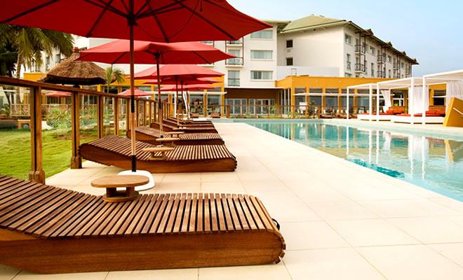 Novotel Orisha Cotonou Hotel, Benin Republic