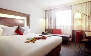 Novotel Accra City Hotel, Ghana