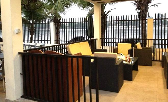Cactus Restaurant, Victoria Island, Lagos