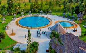 Benin Marina Hotel, Cotonou, Benin