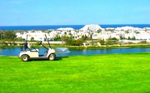 El Kantaoui Golf Course, Tunisia