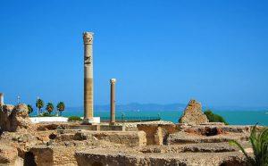 Ruins of Ancient Carthage , Tunis, Tunisia