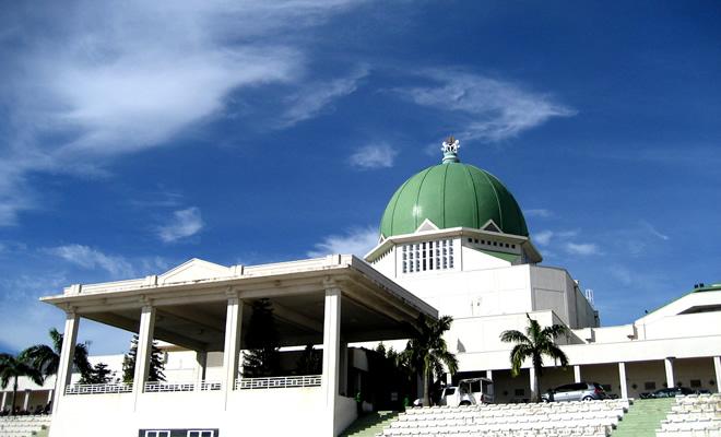 Abuja Aso Villa