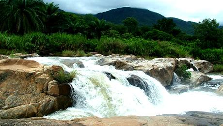 Waterfall @ Gashaka-Gumti National Park
