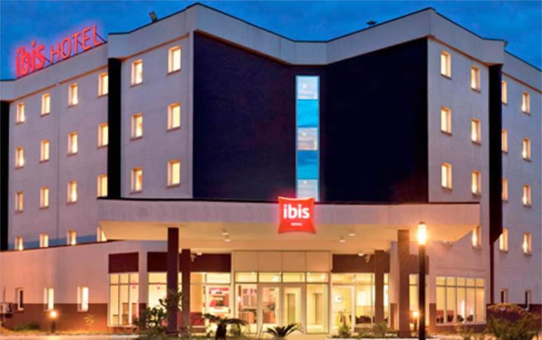 Hotel Ibis Ikeja Lagos