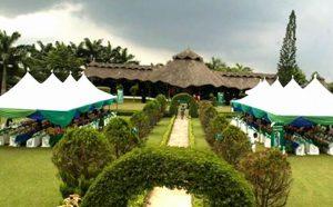 Jhalobia Recreation Park and Gardens, Ikeja, Lagos