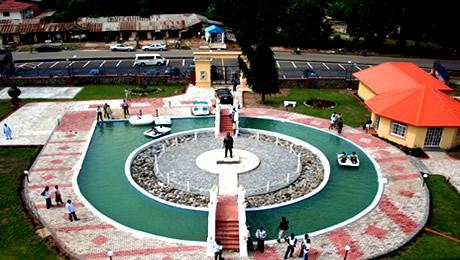 Fajuyi Memorial Park, Ado Ekiti