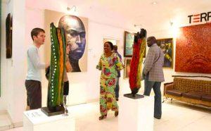 Terra kulture, Victoria Island, Lagos