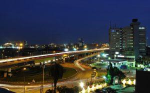 Falomo Roundabout Bridge, Ikoyi
