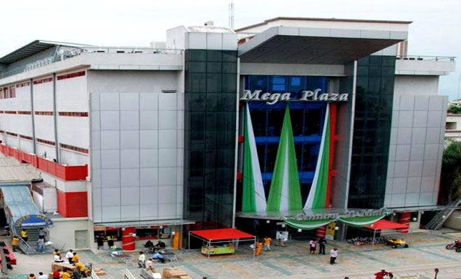 Mega Plaza Mall, Lagos