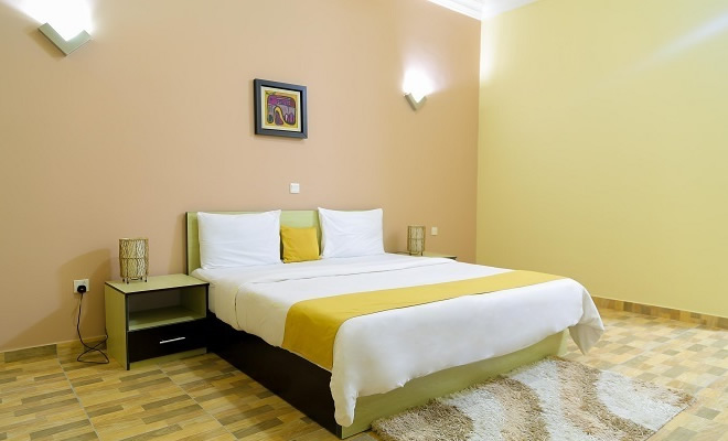 Casalinda Hotels, Abuja room